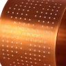 Connect Dots Cuff/ Red Copper