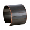 Facet Cuff/ Blackened Copper