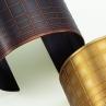 Gridded Cuffs (detail)